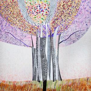 Daniel Blignaut, 'Mythical Tree'