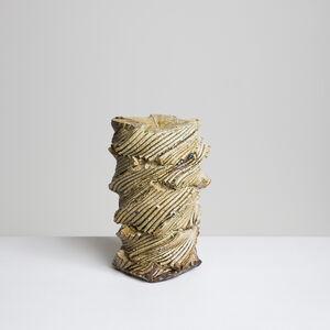 Shozo Michikawa, 'Natural Ash Sculptural Form', 2015