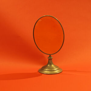 Jeannette Montgomery Barron, 'Orange Mirror #1', 2018