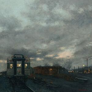 Linden Frederick, 'Points West', 2012