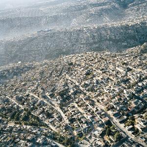 Pablo López Luz, 'Vista Aérea de la Ciudad de Mexico XIII from Terrazo', 2006