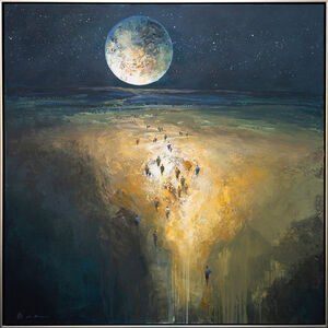 Mel Brigg, 'Moon Passage', 2020