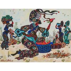 Boubacar Coulibaly, 'Untitled', 1978