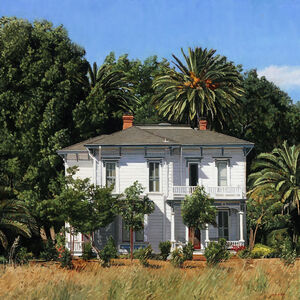 Greg Gandy, 'Yountville House'