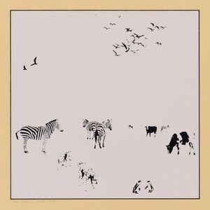 Tim Mara, 'Untitled (Animals)', 1977