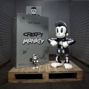 Coté Escrivá, 'Jumbo Creepy Monkey Mono', 2020