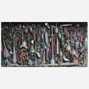 Jerry McLaughlin, 'Aggregation', 1985