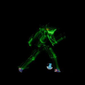 Patrick James Michel, 'Kinetic Colors - Green', 2010