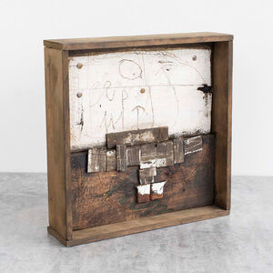 Hannelore Baron, 'Untitled (B85041)', 1985