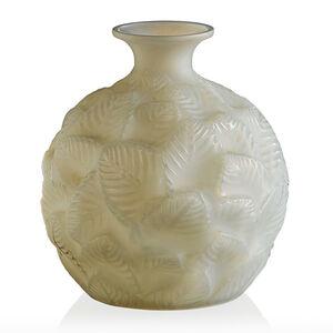 Lalique, 'Ormeaux vase, France, M p. 435, no. 984', des. 1926