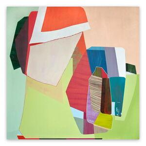 Susan Cantrick, 'sbc 204 (Abstract painting)', 2017