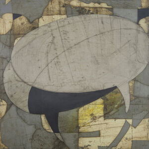 Joseph Ostraff, 'Between Places #8'