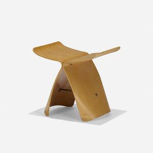 Sori Yanagi, 'Butterfly stool', c. 1954