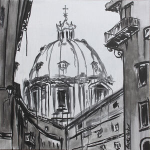 Brooke Harker, ' A Moment in Rome', 2015