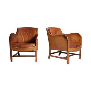 Kaare Klint, 'A pair of Mix chairs', 1930