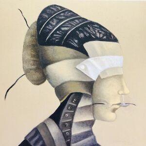 Carmen Aldunate, 'Covid-IV', 2020