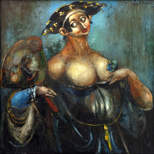 "Emil Kazaz, '""Alberda""', 2000"