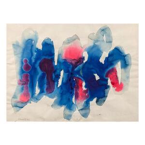 William Ronald, 'Blue Raspberry', 1967