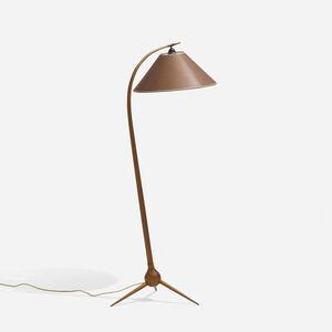 Severin Hansen Jr., 'Floor Lamp', c. 1955