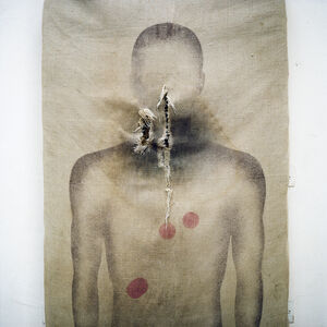 Oded Balilty, 'Restraint 1', ca. 2014