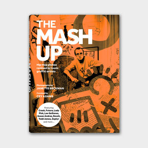 Janette Beckman, 'The Mash Up: Hip-Hop Photos Remixed by Iconic Graffiti Artists   (Keith Haring Cover)', 2018