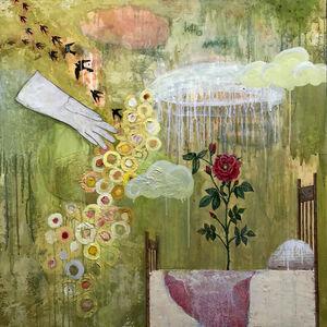 Alexandra Eldridge, 'Crimson Rose', 2018