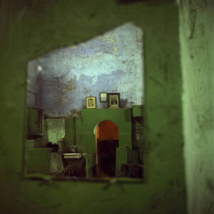 Denis Dailleux, 'Hammam Margoush dans la Gammalâya, le Caire', 2006
