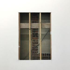 Sonya Blesofsky, 'Fenestration 1 (Brick Window)', 2018