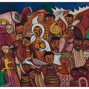 Malangatana Ngwenya, 'Untitled', 2010