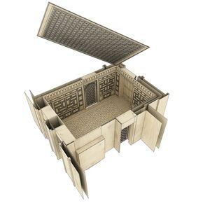 Plamen Dejanoff, 'Foundation Requirements,3D-Animation', 2013
