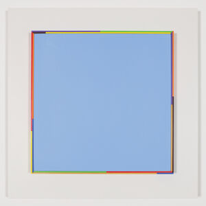 Marc Vaux, 'Midday Blue', 2019