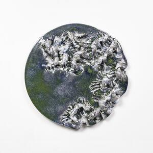 Mai-Thu Perret, 'A thousand peaks twist and turn, their color like indigo', 2020