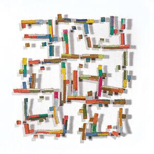 Marian Bijlenga, 'Color Grid', 2017