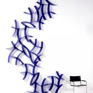 Morgan Robinson, 'Curves 8 Blue'