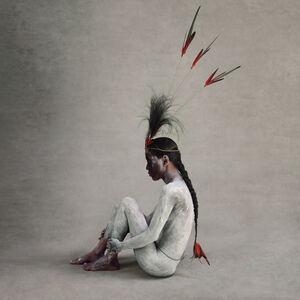 Fred Stichnoth, 'Dancer, New Guinea', 2017
