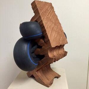 Jack R. Slentz, 'Wood', 2015
