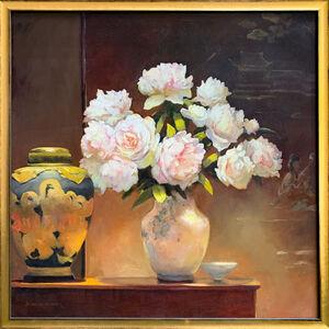 Jacqueline Fowler, 'Peony Roses I', ca. 2020