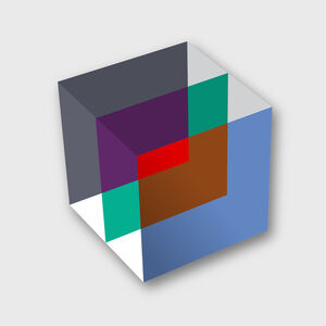 Moshé Elimelech, 'Cube 03', 2018
