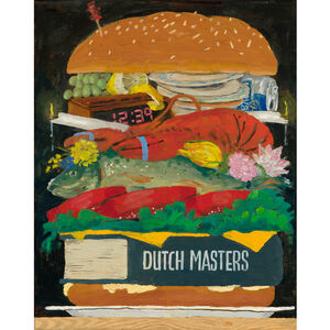 Paul Gagner, 'Dutch Burger', 2019