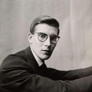 Irving Penn, 'Yves Saint Laurent', November 1957