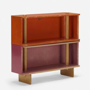 Henry Glass, 'Swingline bookcase', 1952