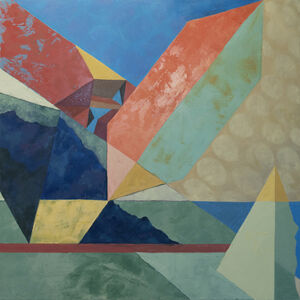 Susan Barnett, 'Taos Mountain View', 2015