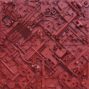 Daniel Motz, 'Untitled Red II'