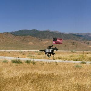 Daniel Mirer, 'Pony Express Trail, US 50, Nevada, USA', 2017