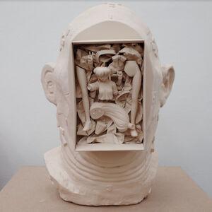 Don Sunpil, 'Portrait Fist No.12', 2020
