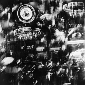 Jan Tichy, 'Bowery Print VIII', 2020