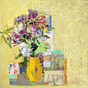 Sydney Licht, 'Still Life with Irises', 2020