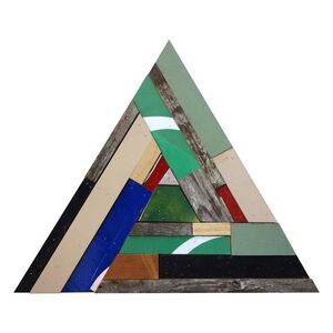 Aaron Whisner, 'Triangle 1'