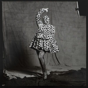 Fergus Greer, 'Leigh Bowery, Session I, Look 1', 1988
