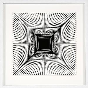 """Marcello Morandini, '""""Komposition 655 B""""', 2017"""
